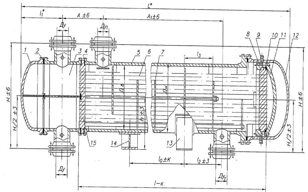 Теплообменник с плавающей головкой 1 т 601 цена теплообменник на бмв е90