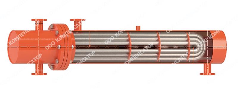 Теплообменник водоводяной бытовой Кожухотрубный испаритель Alfa Laval DH1-141 Ростов-на-Дону
